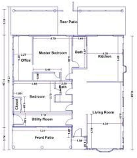 floor plan with dimensions floor plans with dimensions in meters search