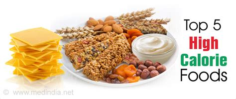 high calorie food top 5 healthy high calorie foods