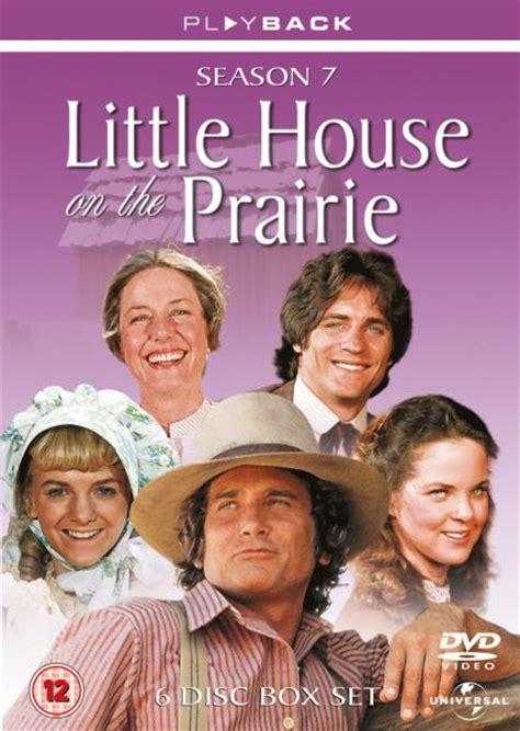 buy little house on the prairie series little house on the prairie season 7 dvd zavvi com