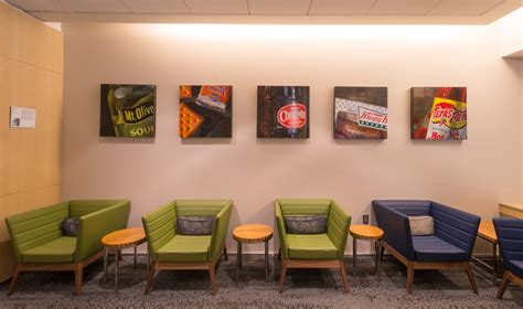 Expanded Raleigh Durham Delta Sky Club: more seating, local art, craft beer   Delta News Hub