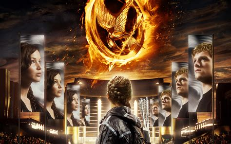 The hunger games 2012 wallpapers hd wallpapers