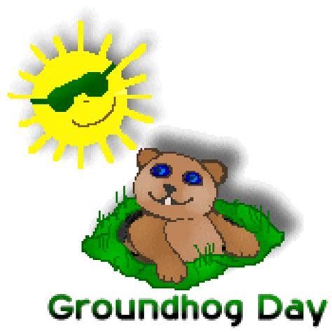 groundhog day rip offs free backyard snow cliparts free clip free