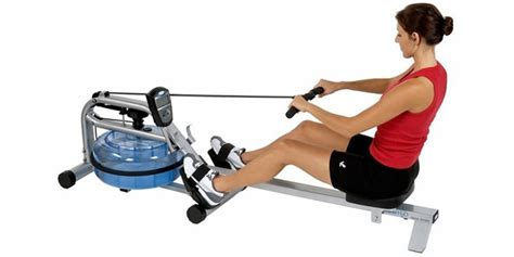 top 10 best water rowing machines of 2017 reviews pei