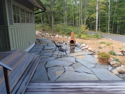 bluestone patios patios walkways great lakes