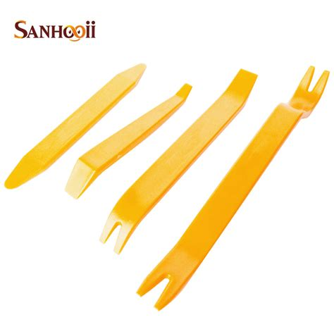 4pcs Portable Auto Car Styling Removal Disassembly sanhooii 4pcs portable vehicle auto car styling removal