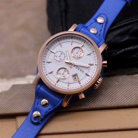 Harga Jam Tangan Wanita Merk Fossil Original jual jam tangan fossil grade harga murah berkualitas