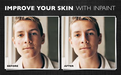 in paint inpaint photo restoration software remove elements from