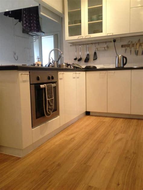 High Resilient Flooring by High End Resilient Flooring Herf Markham Oak Light