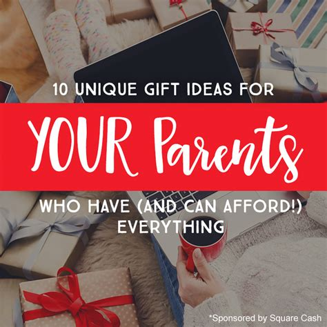 what to give to parents for christmas 10 unique gift ideas for your parents who and can afford everything lasso the moon