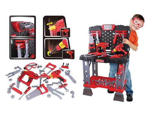 craftsman kids tool bench craftsman deluxe workbench