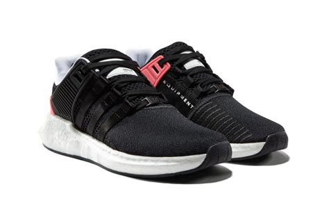 Bait X Adidas Eqt Support 93 17 Black adidas eqt support 93 17 black turbo sneakers addict