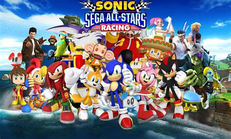 sonic sega all racing v1 0 1 apk datos sd ilimitado desbloqueado torrent - Sonic And Sega All Racing Apk Free