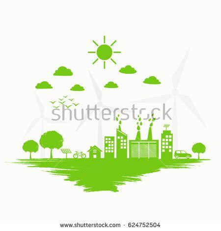 Ecology Sustainable Development Concept Vector Illustration Stock Vector 624752504 Shutterstock Ecology Logo Green Design Growth Illustration Vector Illustration Cartoondealer 43259218