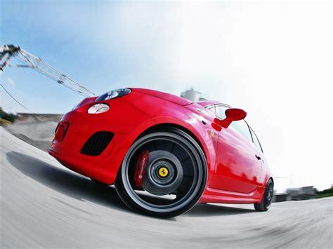 Ferrari Händler by Pogea Abarth 500 Ferrari Edition Teuflischer Kleinwagen