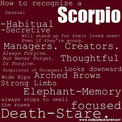 get to know scorpio love matches strengths and