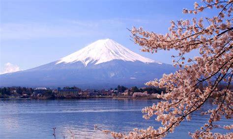 wallpaper pemandangan alam di jepang spot terbaik menikmati pemandangan indah di gunung fuji