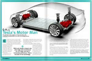 Tesla Electric Car Components Charged Evs Q A With Tesla S Lead Motor Engineer
