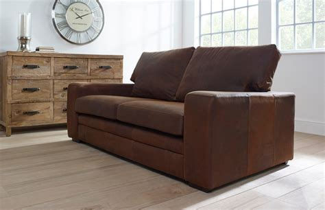 Nubuck Leather Sofa Nubuck Leather Sofa The Chesterfield Company