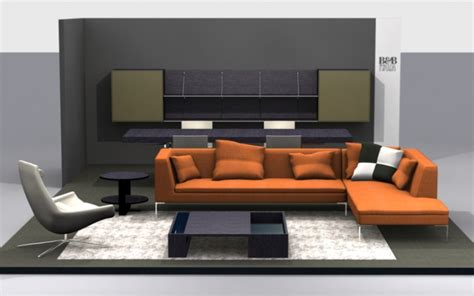 arredamento 3d planogram 3d software progettazione show room virtuali