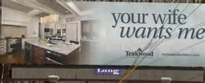 Kitchen Sexist by College Students Protest Sexist Billboard Ad That Says