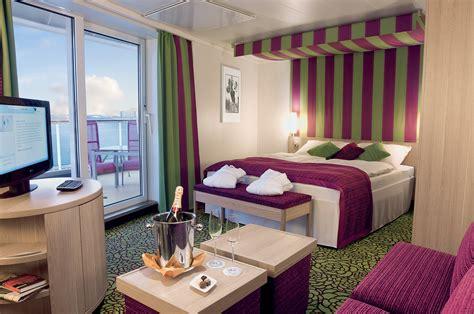 aida deluxe suite exklusiver neuer suiten service an bord der aida flotte