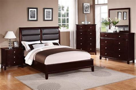5 cherry bedroom set mindys home goods