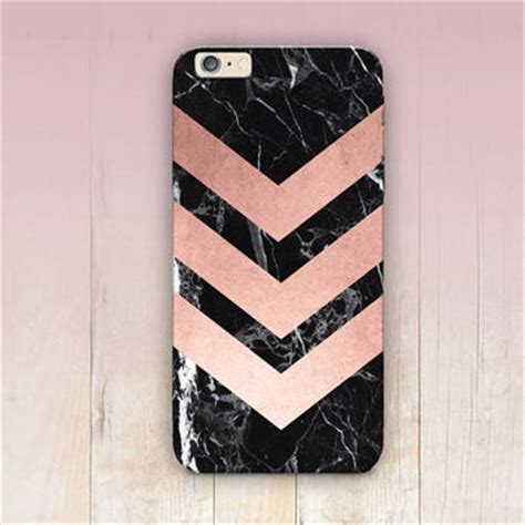 Iphone 6 6s Plus Adidas Marble Colorfull Hardcase marble chevron clear iphone 6s from cellsavers on etsy