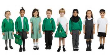 School uniform goose green primary school