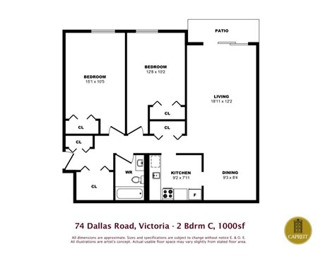 bc floor plans apartments for rent victoria kamel point village apartments