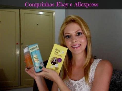 comprinhas ebay e aliexpress etude house holika holika