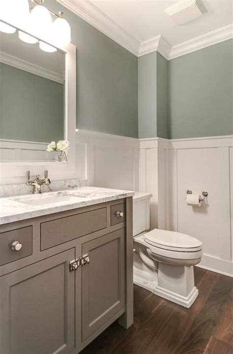 Wainscoting In Small Bathroom 17 best ideas about wainscoting bathroom on