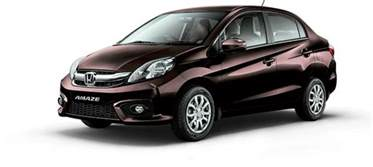 honda colors honda amaze colors brown silver white titanium