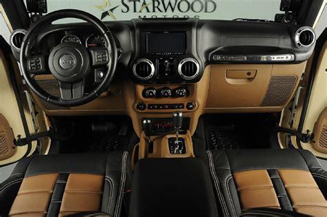 jeep bandit interior starwood motors 240 000 2012 jeep wrangler bandit 95 octane