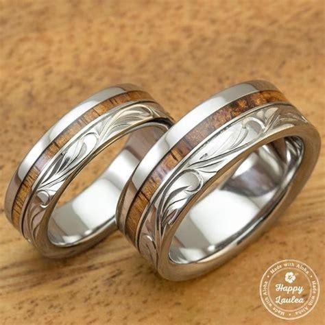 top 25 best titanium wedding bands ideas on