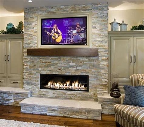 stone fireplace designs from classic to contemporary spaces stone fireplace design ideas flat screen tv over fireplace photos