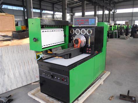 diesel test bench calibration machine 12psb fuel pump calibration machine