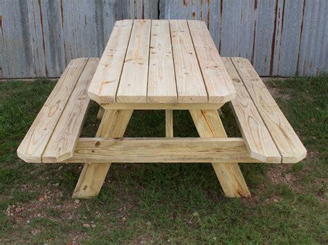 heavy duty picnic table plans heavy duty picnic table