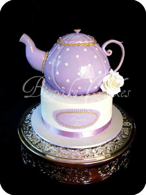 Kitchen Tea Cake Ideas The 25 Best Teapot Cake Ideas On Pinterest Fondant Flowers Fondant Tutorial And Piping