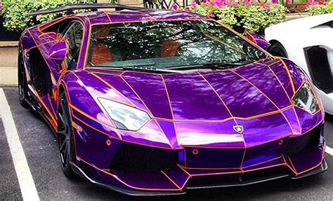 lamborghini custom paint job the top five most unique paint jobs