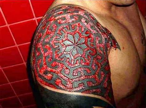 14 most painful looking scarification mods