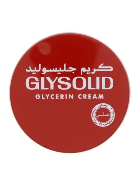 Glysolid 80ml burnus glysolid glycerin pack 80 ml health care