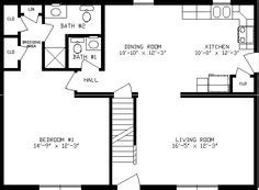 house plans with basement 24 x 44 1000 images about house cabin on house plans