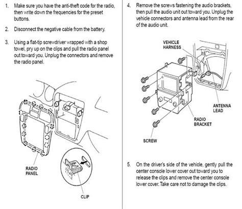 car stereo radio wiring diagram 2000 acura cl autos post