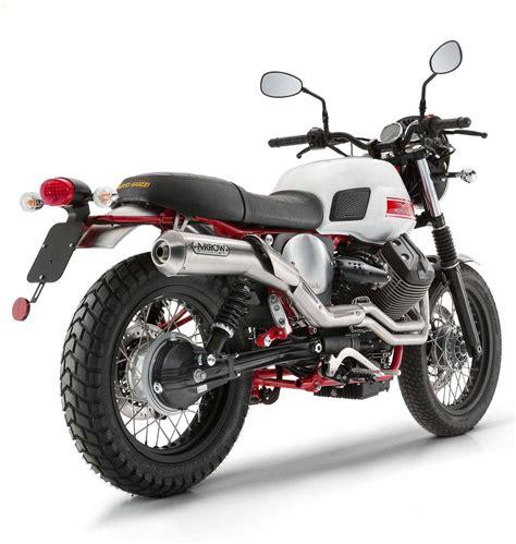 Motorrad 125 Alter by Neuer Scrambler In Alter Manier Moto Guzzi V7 Stornello