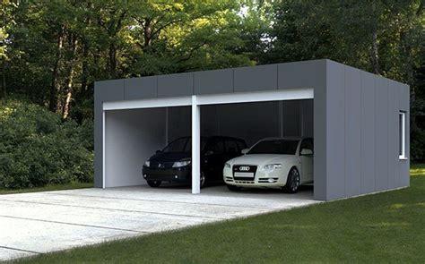cocheras prefabricadas garajes prefabricados casas prefabricadas y modulares cube