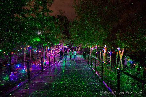 la zoo lights christmas lights at the los angeles zoo