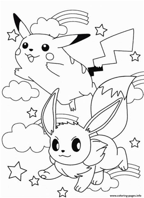 printable poster to color printable pikachu sc2eb coloring pages printable