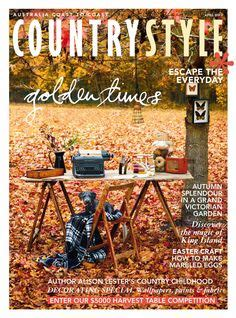 australian country style magazine subscription country style covers on country style