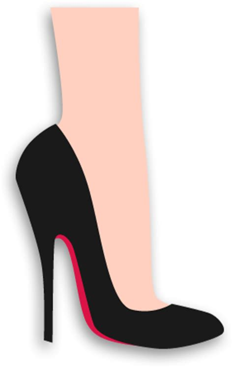 transparent high heels history of the high heel evolution of fashionable