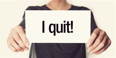 how to your to leave it ways to quit a